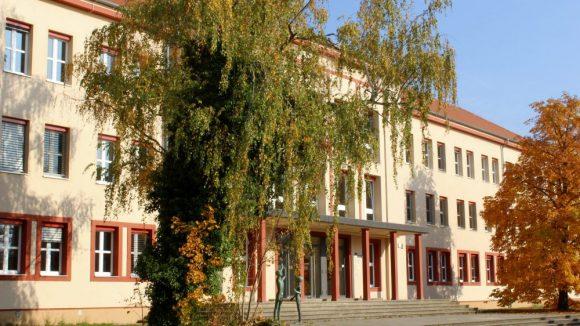 Die Gebrüder-Montgolfier-Schule.
