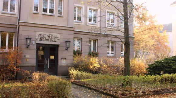 Belins erste DDR-Platte in der Engelhardtstraße.