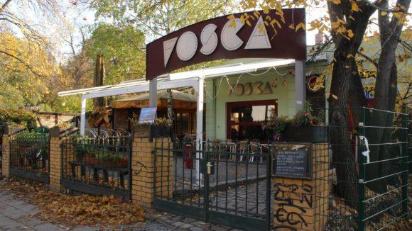 Das Fosca ist ein toller Ort für einen gemütlichen Abend in Johannisthal.