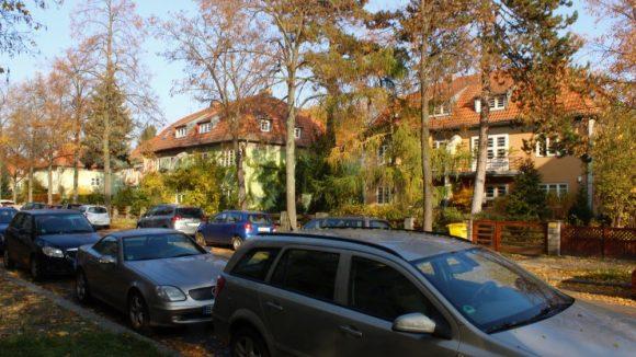 Villen in der Waldstraße