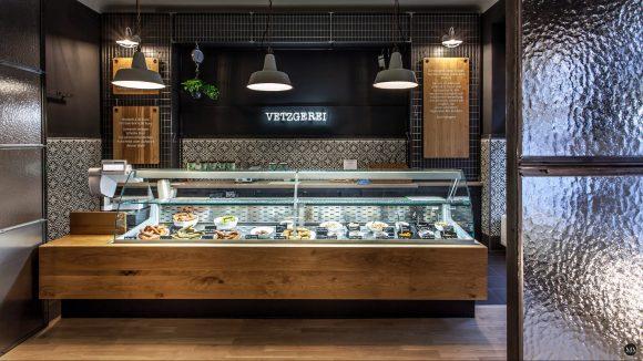 Verkaufsraum Vetzgerei - Retaildesign - Innenarchitektur & Design von Miriam Engelkamp