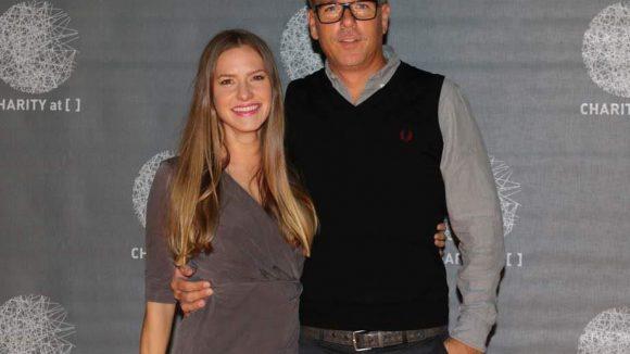 Auch Weekend-Inhaber Marcus Trojan und Ehefrau Anna ließen sich blicken.