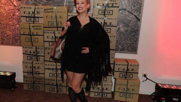 Ganz so bekannt ist Burlesque-Künstlerin Julietta La Doll noch nicht.