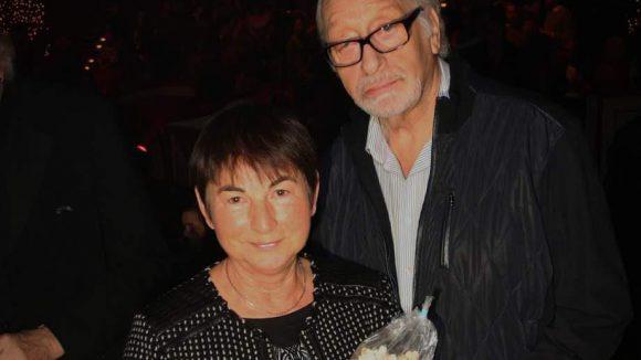 ... Karl und Barbara Dall ...