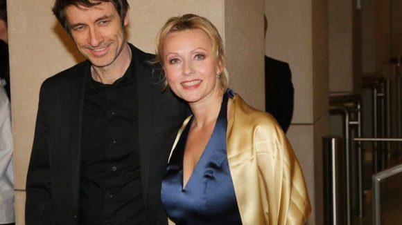 """Telenovela-Star Guido Broscheit (""""Sturm der Liebe"""") und Schauspielkollegin Dana Golombek (""""Der Camper"""")."""