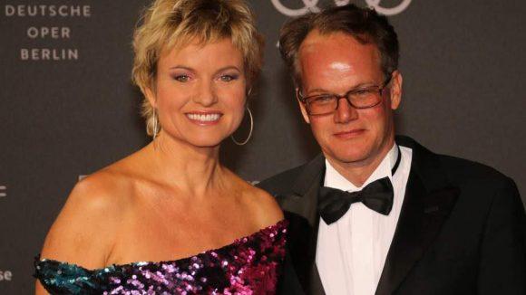 N-TV-Moderatorin Carola Ferstl führte durch den Abend. An ihrer Seite: Partner Anton Voglmaier.