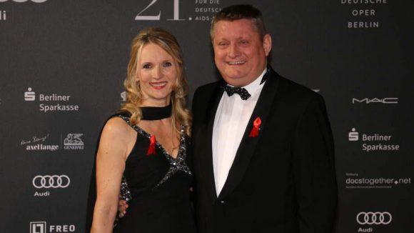 Auch Bundesgesundheitsminister Hermann Gröhe (CDU) und seine Ehefrau Heidi Oldenkott-Gröhe waren mit von der Partie.