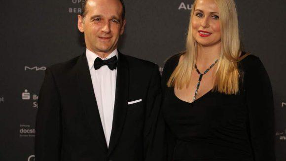 Doch nicht nur Vertretern aus der Gesundheitsbranche ist das Thema Aids / HIV ein Anliegen. Bundesjustizminister Heiko Maas und Ehefrau Corinna Maas waren ebenfalls am Samstag dabei.
