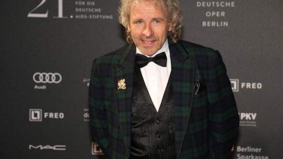 Auch Entertainer Thomas Gottschalk unterstützte das Event, bei dem am Ende rund 500.000 Euro Spendengelder zusammenkamen.