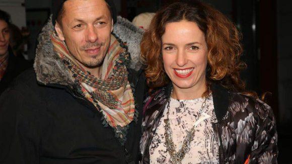 ... Michi und Ulli Beck, die schon seit Jahren verheiratet sind ...