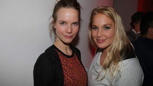 """Nike Martens (links) kennt man vielleicht noch aus """"Unter Uns"""". Sonja Ranau ist ebenfalls als Schauspielerin, aber auch als Model aktiv."""