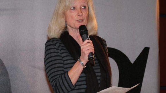 Elisabeth Walaas begrüßte die illustren Gäste. Sie ist seit Anfang des Jahres Botschafterin des Landes Norwegen in Berlin.