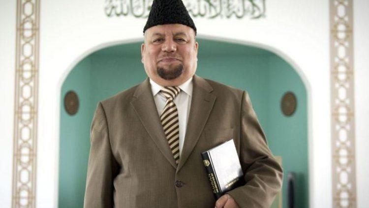 Abdul Basit Tariq ist Imam in der Khadjia-Moschee in Heinersdorf..