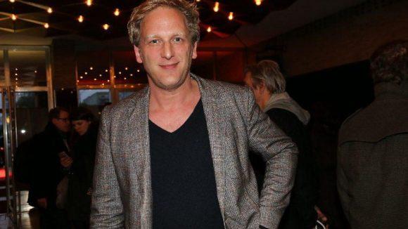 """Irgendwie eher vom Gesicht als vom Namen her bekannt: Schauspieler Kai Lentrodt (""""Berlin, Berlin"""")."""