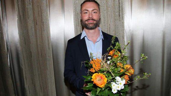 Der Regisseur des Werks: Christian Moris Müller.