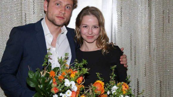 """Gezeigt wurde der Film """"Lichtgestalten"""" mit den tollen jungen Hauptdarstellern Max Riemelt und Theresa Scholze."""