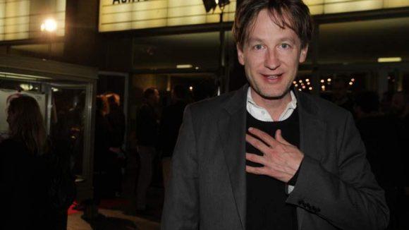 Ebenfalls beim Festivalauftakt dabei: Schauspieler Jan Henrik Stahlberg.