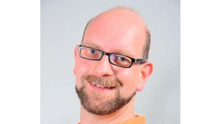Geschäftsführer Peter Ralf Lipka kennt sich mit Datensicherheit aus.