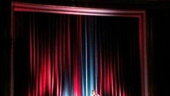 Mit ihm auf der Bühne: Moldy Peaches-Bandbruder Toby Goodshank.