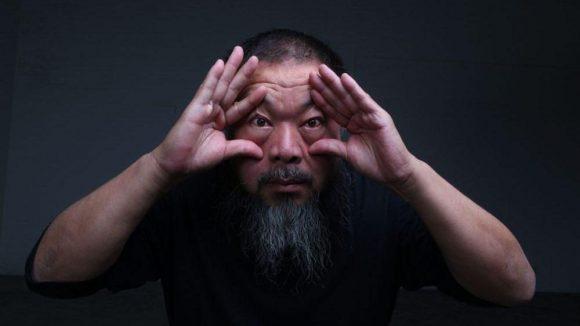 Ai Weiwei, 2012.