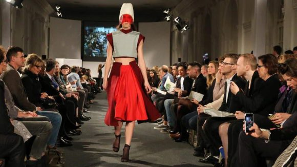 Jungdesignerin Constanze Glossner wurde für ihre Kollektion ...
