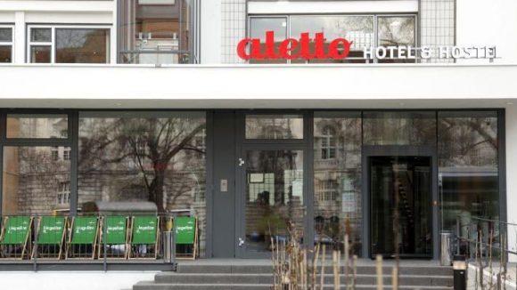 Das neue Hostel am Kudamm ist das dritte Haus der Berliner aletto-Hotelkette.
