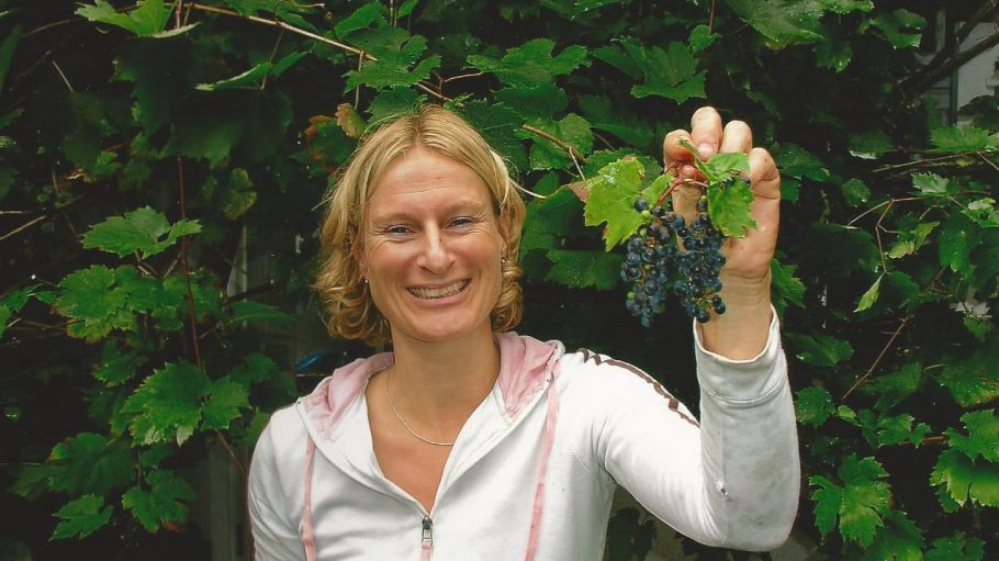 Selbst begeisterte Gärtnerin: Laupi-Gründerin Alexandra Stern.