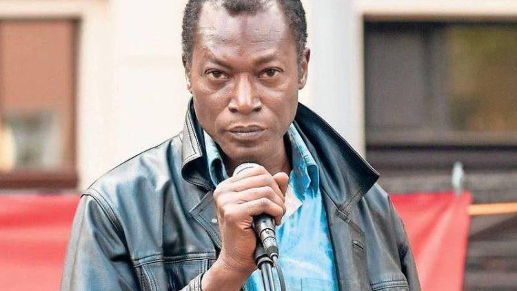 Aloysius Itoka, 55, ist in Liberia geboren und hat in den USA studiert. Natürlich ist er kein Nazi.