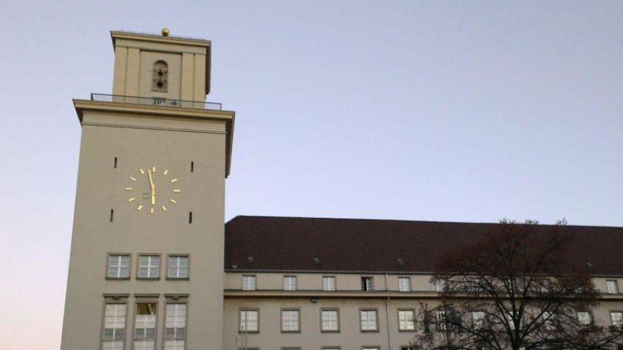 Im Rathaus Tempelhof wird am 30. November der Te-Damm Taler ausgegeben. Schnell sein lohnt sich!