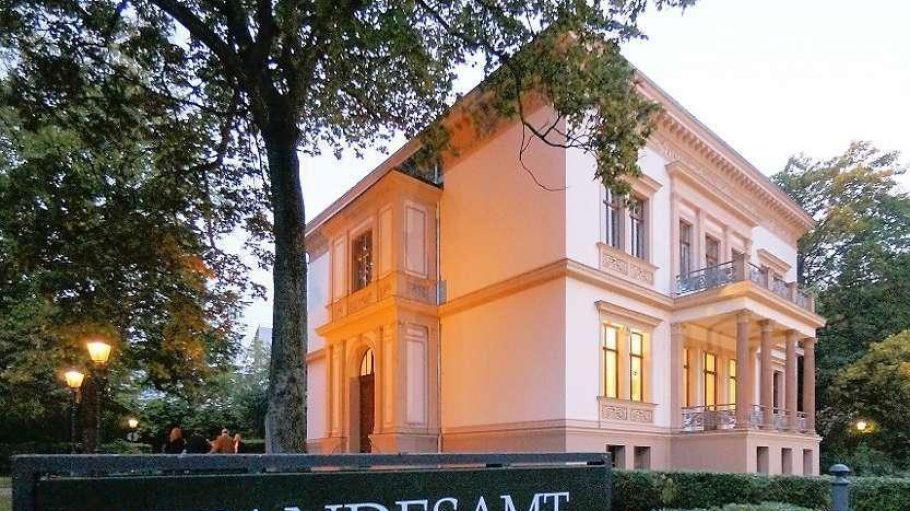 Alte Pracht. Die Villa Kogge in Charlottenburg.