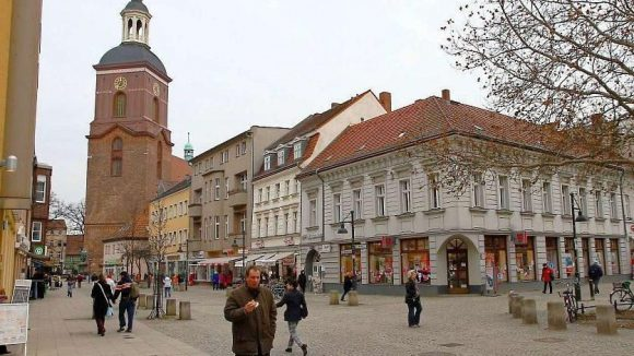 Die Spandauer Altstadt ist sehr ansehnlich - Probleme gibt es in anderen Vierteln.