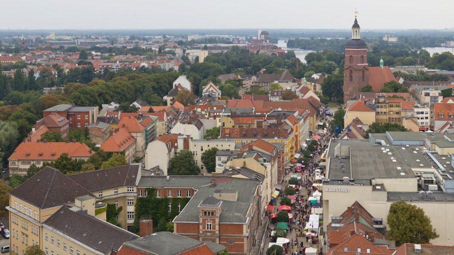 In diesem Sommer ist in Spandau einiges geboten - die Altstadt ist sowieso immer einen Besuch wert.