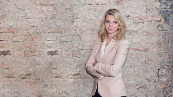 """Lea-Sophie Cramer hat den Online-Erotikshop """"Amorelie"""" gegründet."""