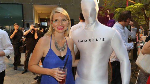 Amorelie-Chefin Lea-Sophie Cramer darf auf ihr erfolgreiches Unternehmen ganz schön stolz sein.