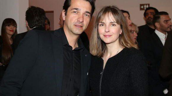 Eher selten zu sehen:Ex-GZSZ-StarAndreas Elsholz und Denise Zich. Auch sie wurde durch die RTL-Soap bekannt.