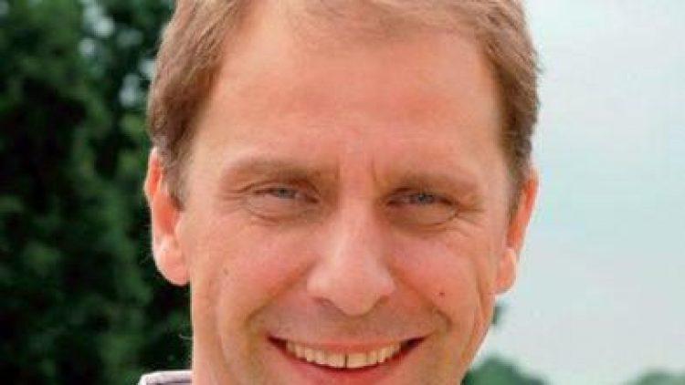 Andreas Nofftz ist Geschäftsführer der Tegeler Seeterrassen.