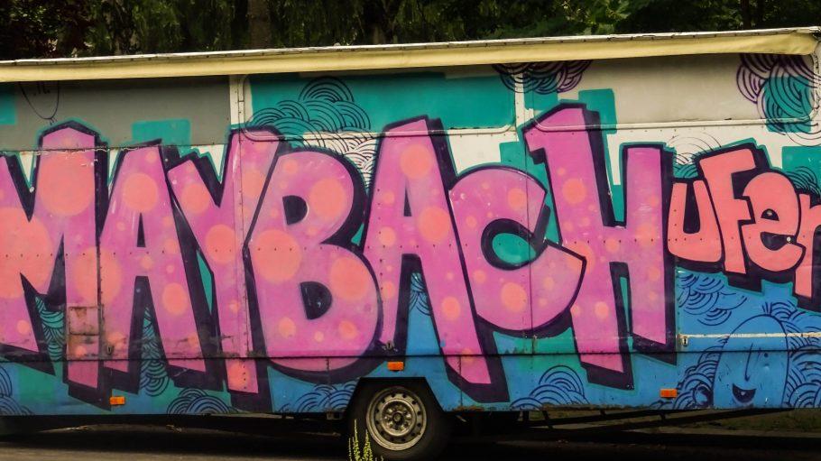 Das Maybachufer – einer der Gründe, wieso wir den Reuterkiez lieben.