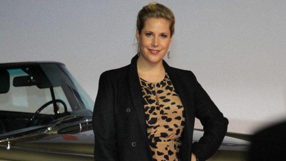 """Drehbuchautorin Anika Decker (""""Keinohrhasen"""", """"Rubbeldiekatz"""")."""