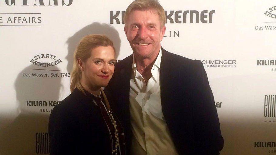 Die Show von Kilian Kerner war natürlich der perfekte Ort, um mit deren CEO Stefan Ober ins Gespräch zu kommen.