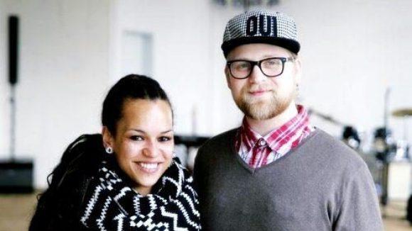 Gemeinsam gegen den Rest. Anne Gericke und Thomas Riemer, die Menschen hinter dem Cube:Moabeat.