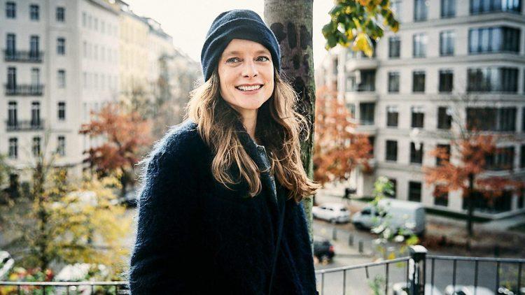 Anne Ratte-Polle lebt nicht nur im Prenzlberg, sie kennt ihn auch in- und auswendig.