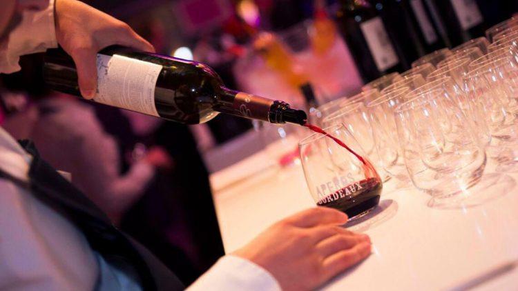 Es muss ja nicht immer Bier sein. Heute Abend steht im The Grand der Bordeaux im Mittelpunkt.