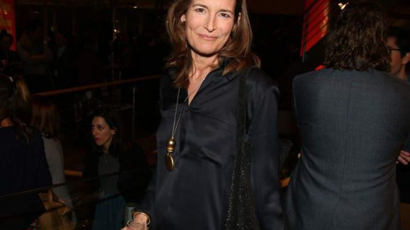 Tita von Hardenberg ist unter anderem als Produzentin für Arte tätig.