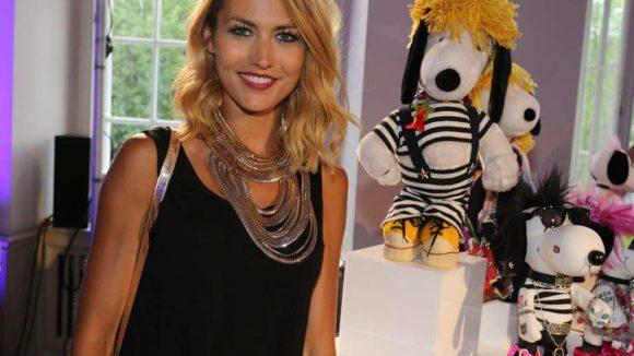"""Fiona Erdmann wollte sich """"Snoopy & Belle in Fashion"""" nicht entgehen lassen."""