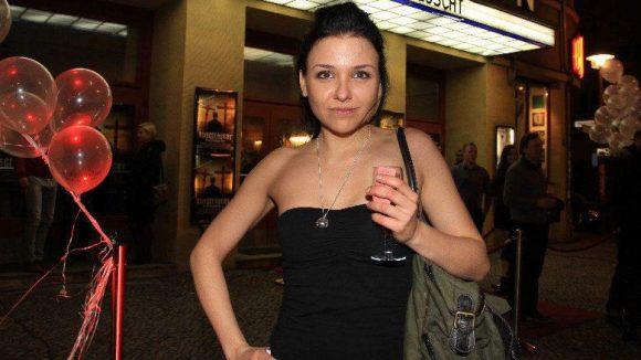 Zum Glück wohlbehalten: Hauptdarstellerin Jessy Moravec.