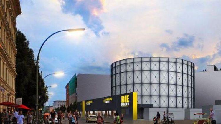 Am 23. September wird das neue 360°-Panorama von Yadegar Asisi in Berlin eröffnet. Der Checkpoint Charlie wird damit um eine weitere Attraktion reicher.