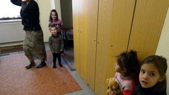 In Reinickendorf ist kein Platz für Asylbewerber und ihre Familien.