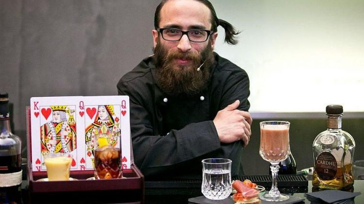 Der Kreuzberger Barkeeper Atalay Aktas ist Deutschlands bester.