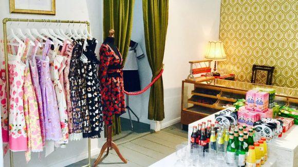 Für Manga-Lolitas und Frauen mit bestem Kleidergeschmack ist das Atelier Nuno ein echter Gewinn.