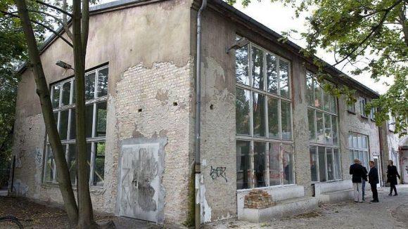 Der Abriss des Atelierhauses im Monbijoupark scheint nun unvermeidlich.